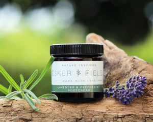 Esker Fields Lavender & Peppermint Footcream