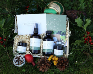 Esker Fields Home Spa Gift Set