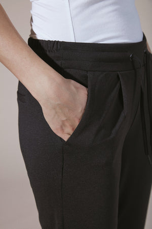 Ichi Black Lounge Pants