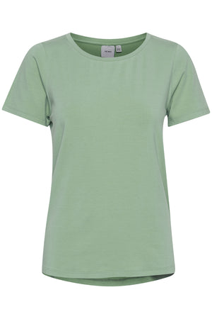 Ichi Green Short Sleeve T-Shirt