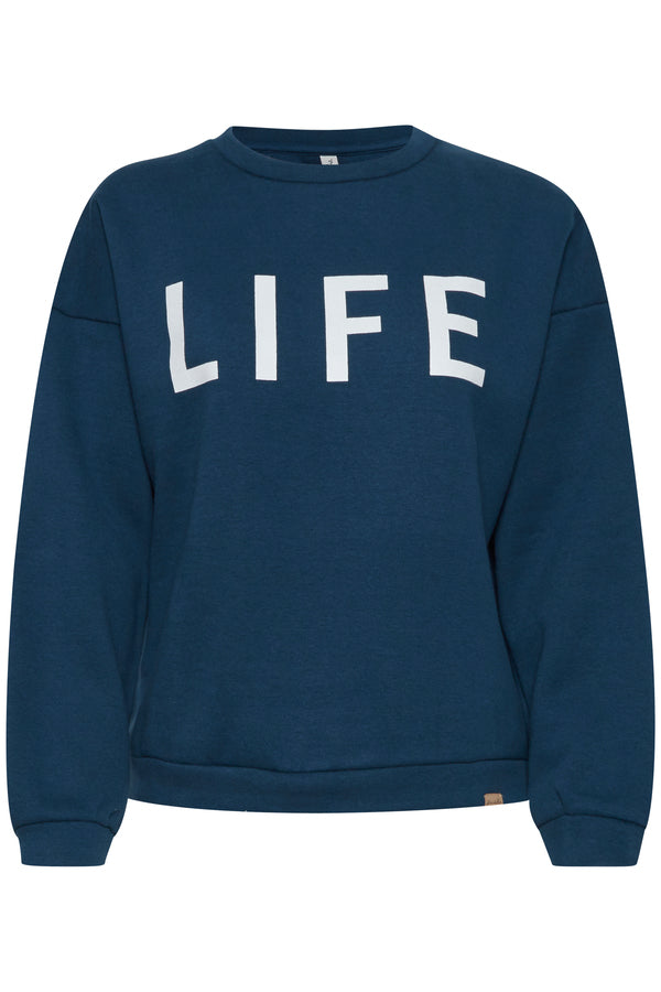 LIFE Blendshe Swearshirt