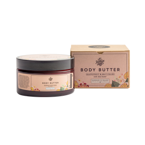 The Handmade Soap Co:Grapefruit & May Chang Body Butter (200g)