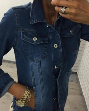 The Jessica Denim Jacket
