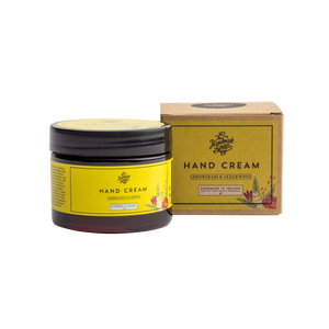 The Handmade Soap Co: Lemongrass & Cedarwood Hand Cream (50g)