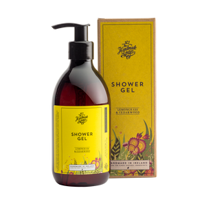 The Handmade Soap Co; Lemongrass & Cedarwood Shower Gel (300ml)
