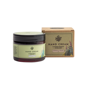 The Handmade Soap Co: Lavender, Rosemary & Mint Hand Cream (50g)