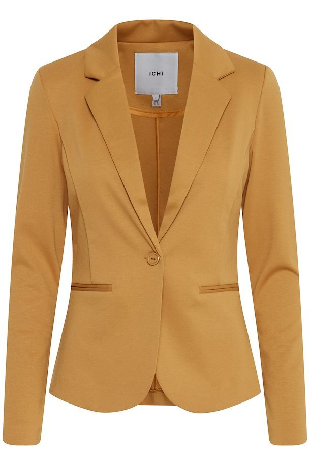 Ichi Kate Blazer / Jacket Tan