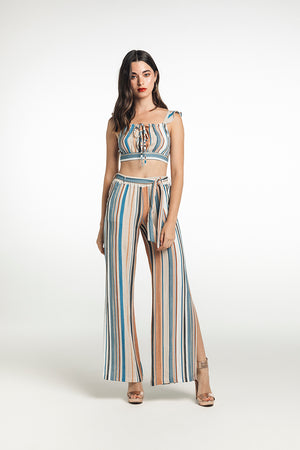 Fly Girl Multi color Trousers