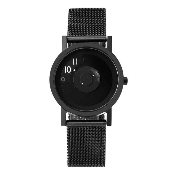 Reveal black watch - Monochrome
