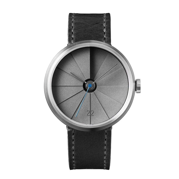 4th Dimension 42mm urban watch - Monochrome
