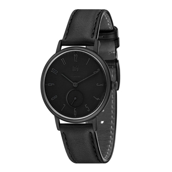 Gropius midnight black watch - Monochrome