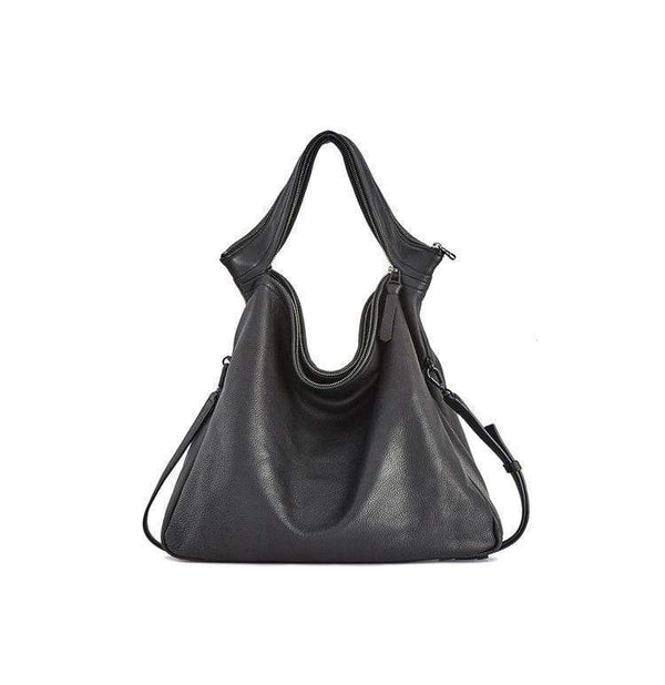 Rei black convertible shoulder bag - Monochrome