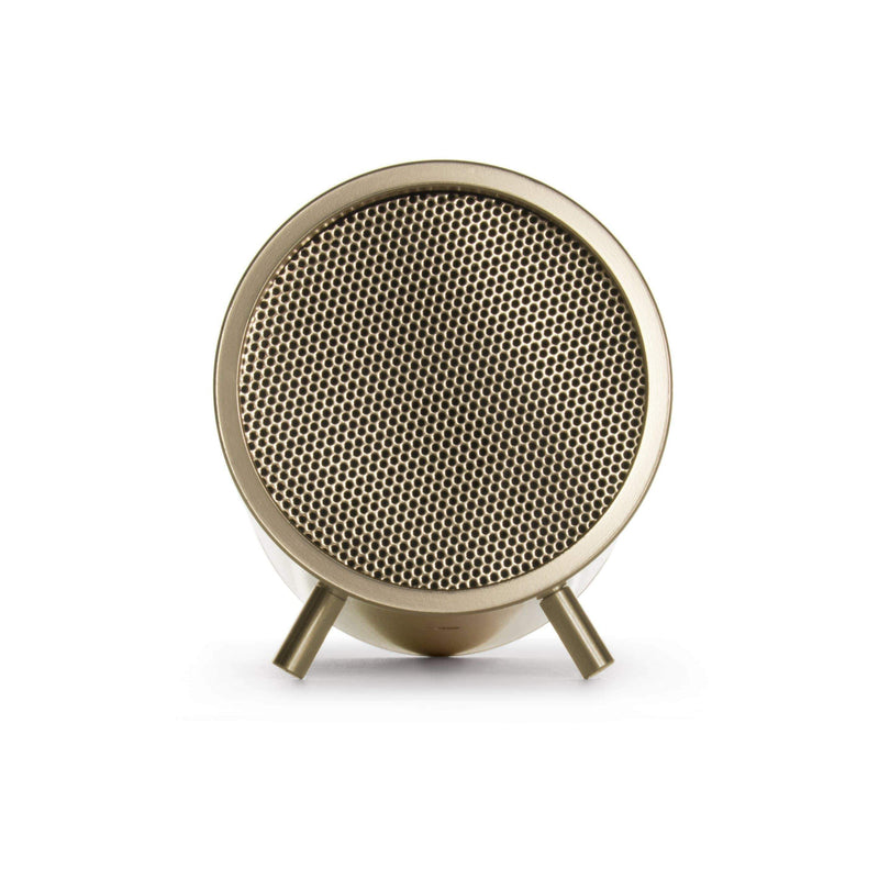 Tube copper portable bluetooth speaker - Monochrome