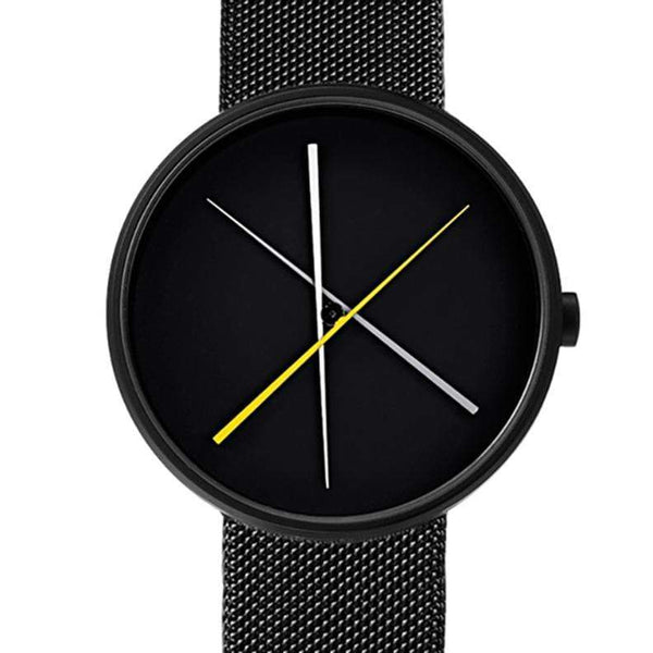 Crossover watch black - Monochrome
