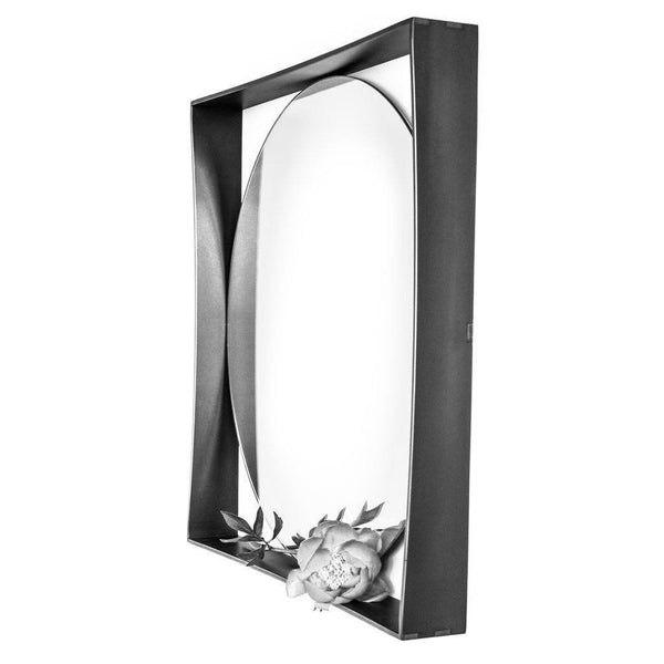 Gem mirror - Monochrome