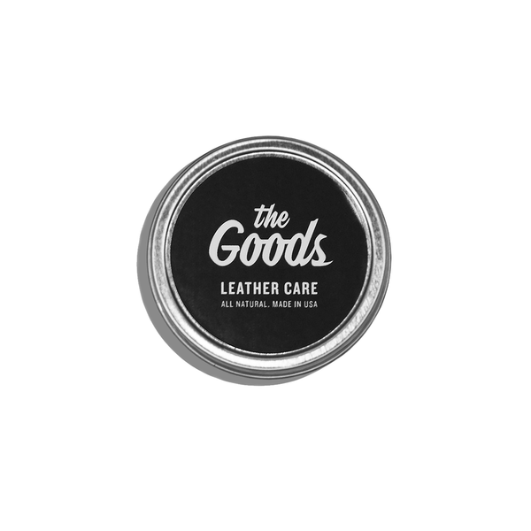 Good leather care - Monochrome