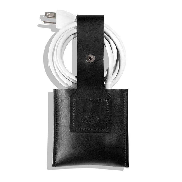 Loop apple laptop charger organizer - Monochrome