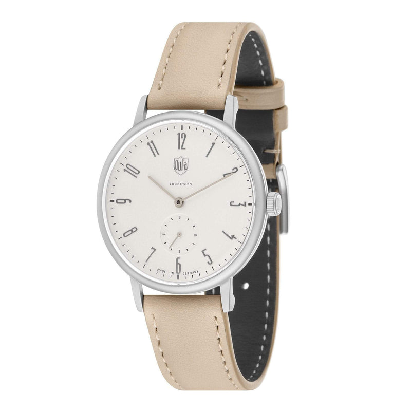 Gropius gray / silver milanese watch - Monochrome