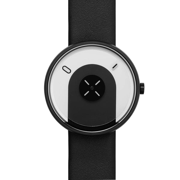 Overlap watch - Monochrome
