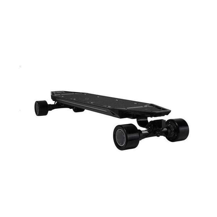 Qu4tro 4-wheel-drive electric longboard - Monochrome