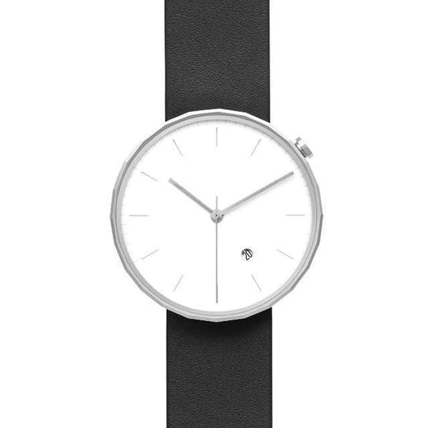 Polygon 02 watch - Monochrome