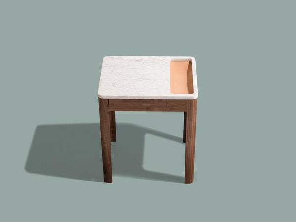 Void Side Table - Monochrome
