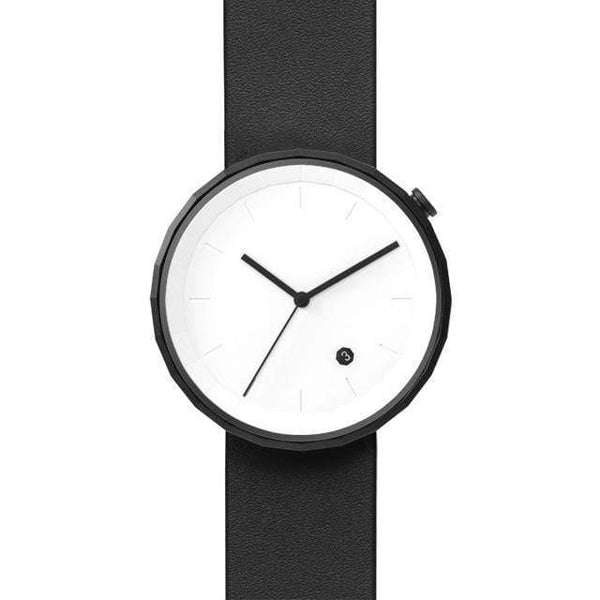 Polygon 01 white watch - Monochrome