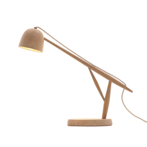Crane desk lamp - Monochrome