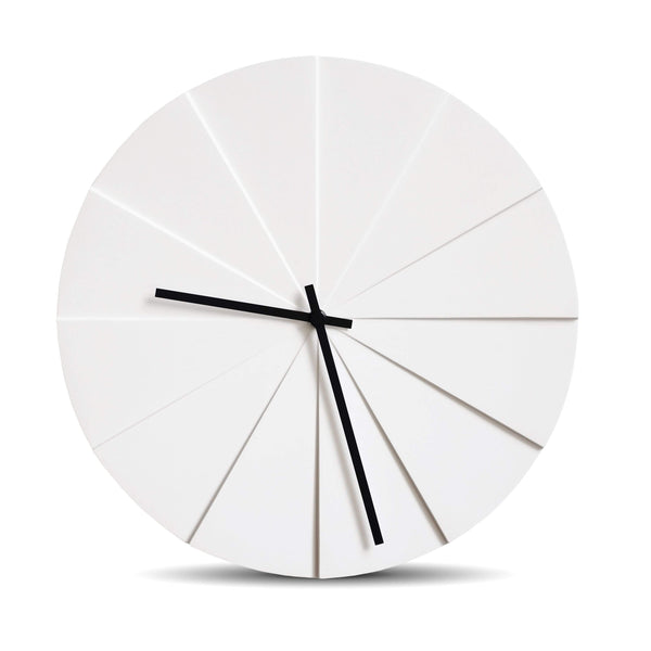 Scope wall clock - Monochrome