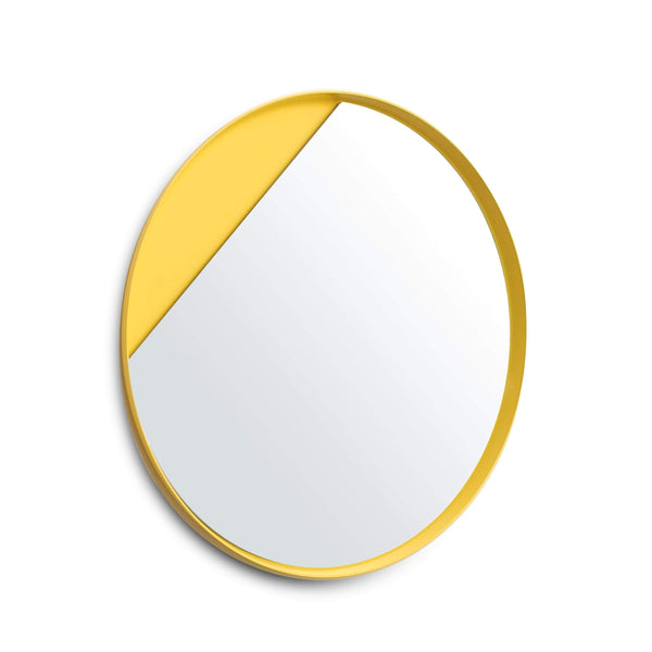 Eclipse yellow mirror - Monochrome