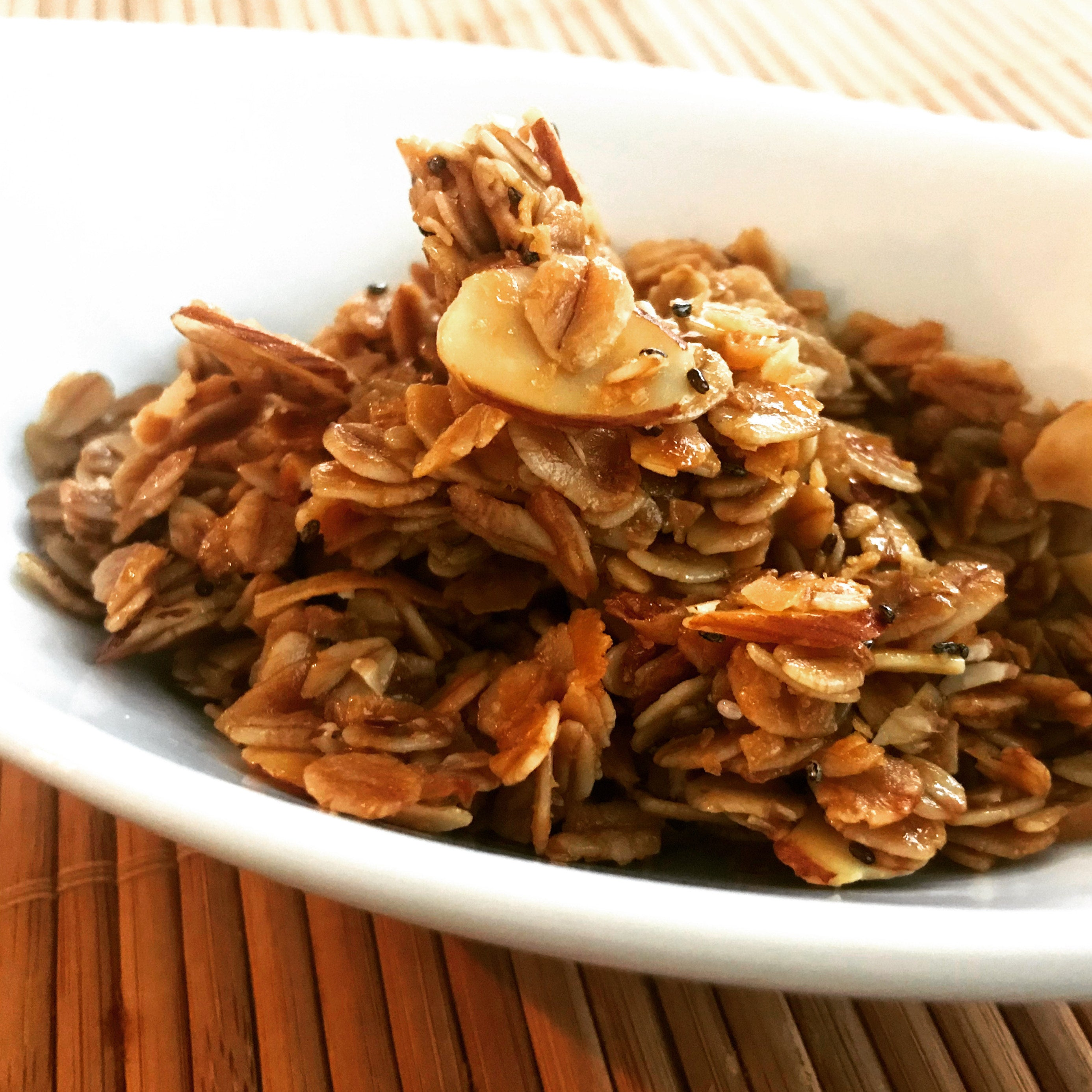 Toasted Coconut Almond (Gluten-free)