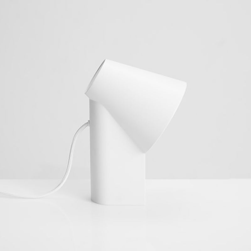 Study table lamp CE White