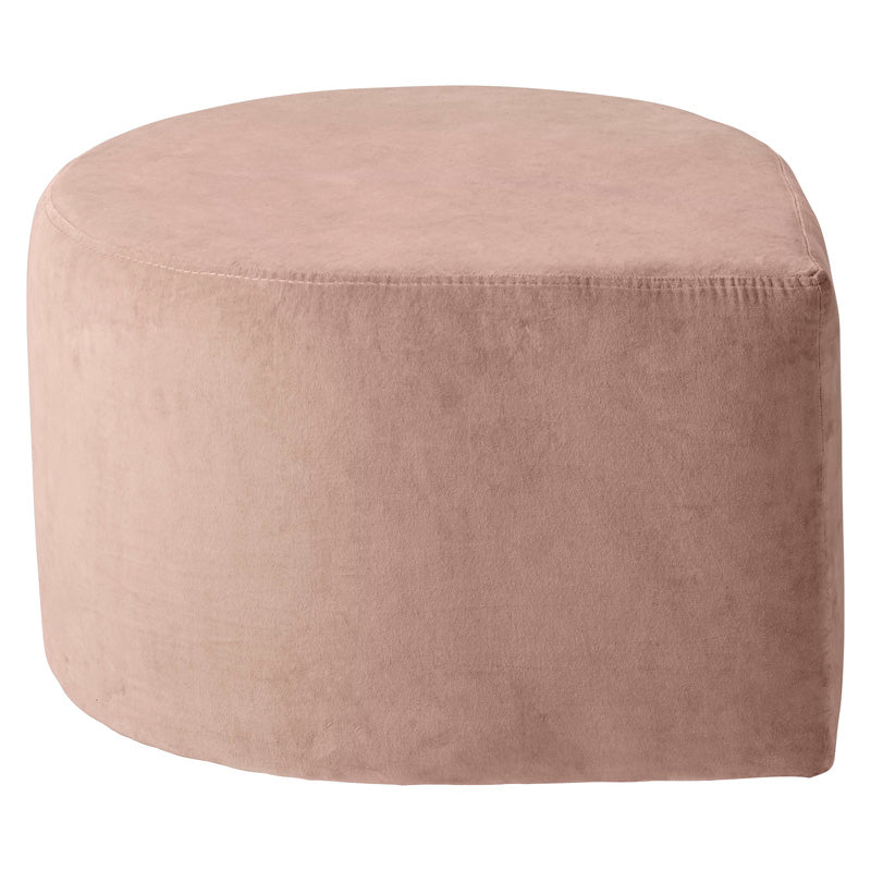 STILLA pouf Rose