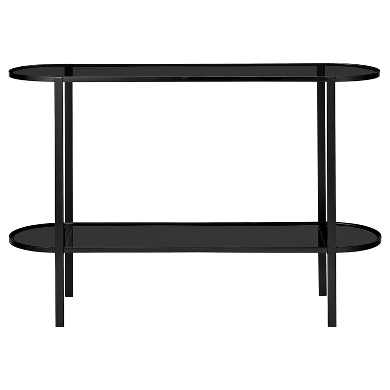 FUMI Console Table Black