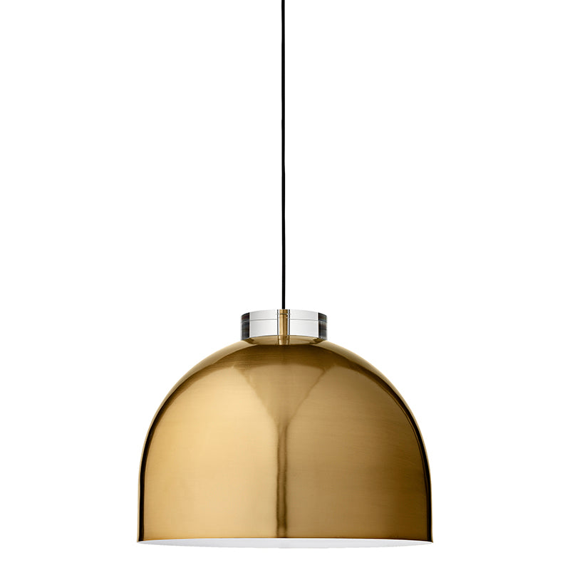 LUCEO Round lamp Gold/Clear