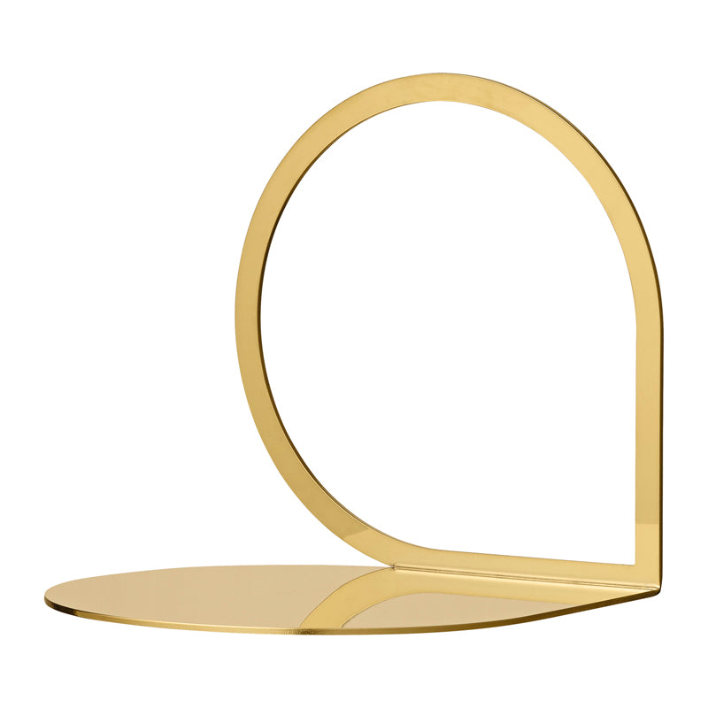 STILLA bookend Gold