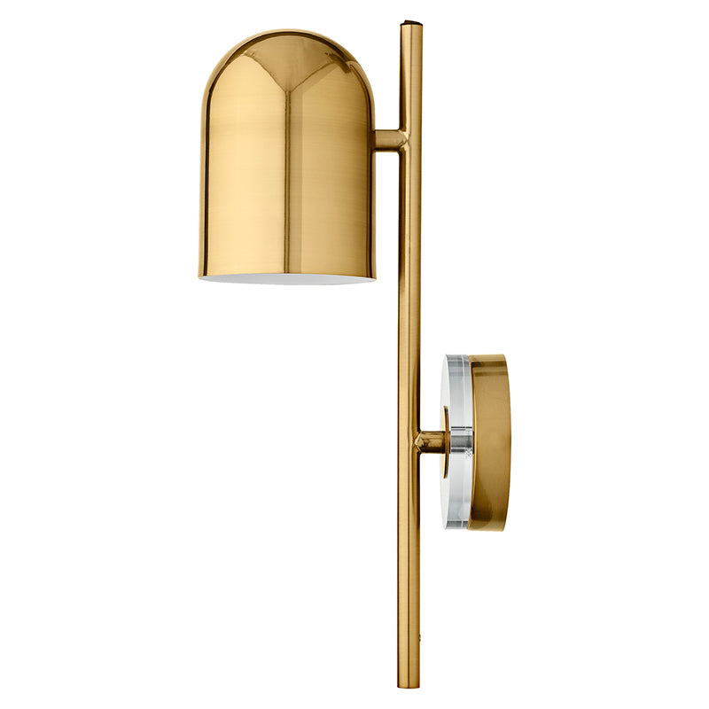 LUCEO wall lamp Gold/Clear