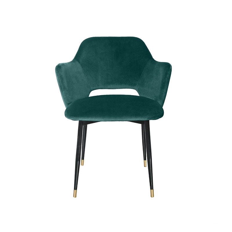 Anderew Armchair GREEN - OUTLET
