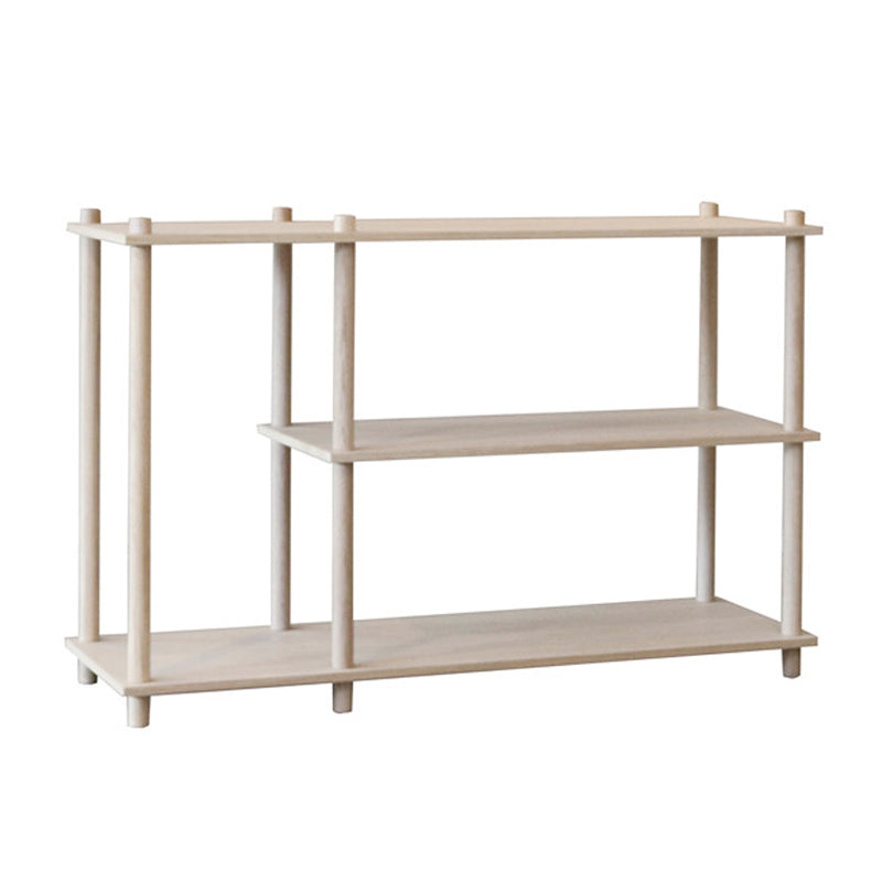【先行予約販売】Elevate shelving system 3 oak