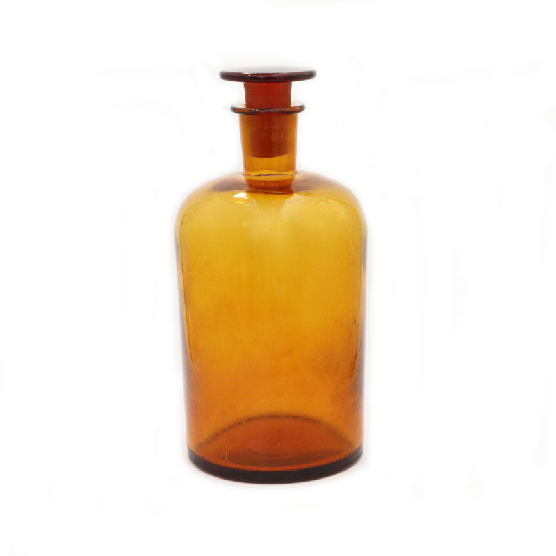 Vintage Glass bottle 1