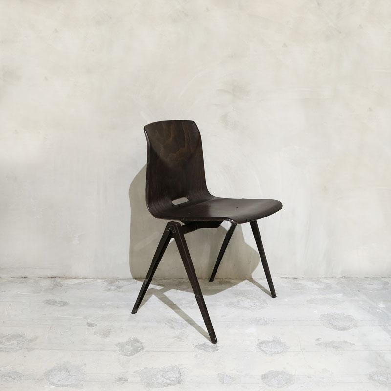Pag Holz - Compass Leg Chair 2