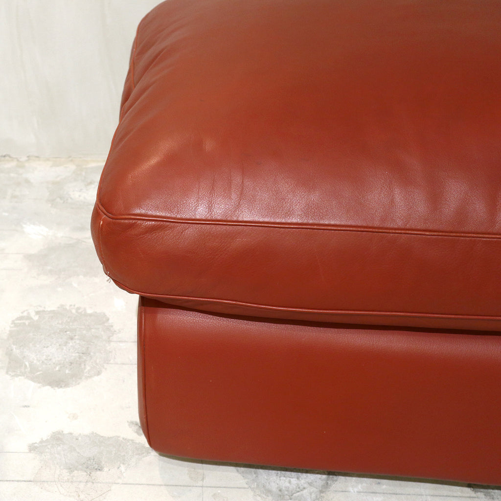 Poltrona Frau - Leather Stool