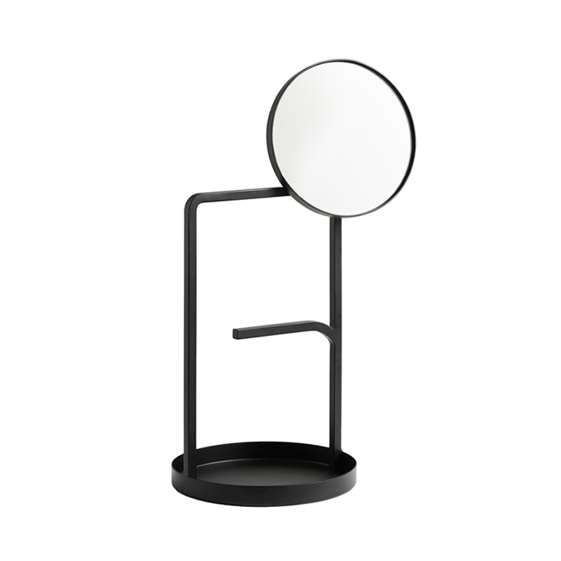 Muse mirror Black