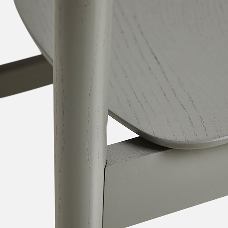 Pause dining chair 2.0 Taupe painted ash