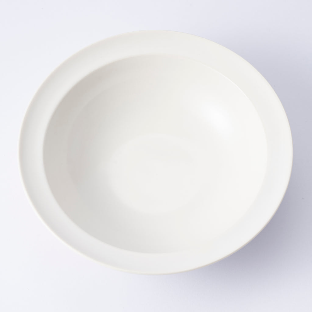 Short rim soup bowl S
