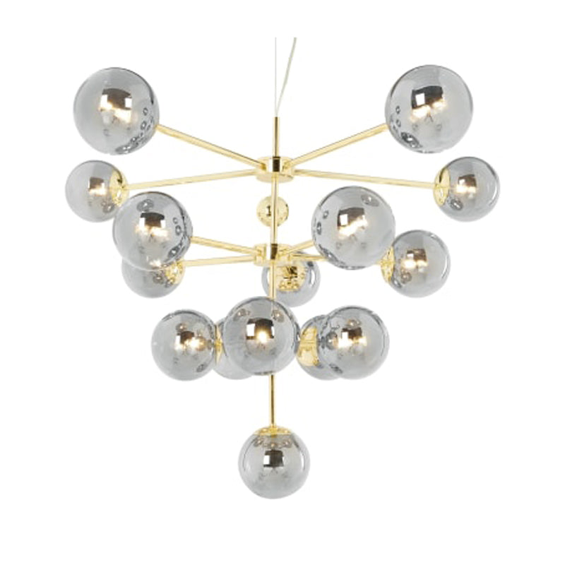Globe Statement Pendant Chandelier Extra Large