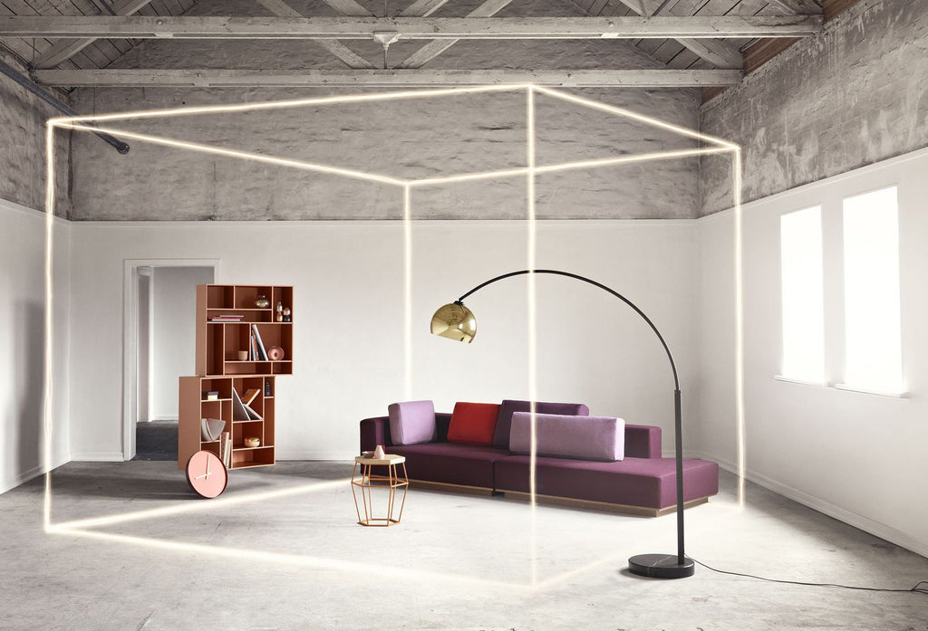 Lounge2 Floor lamp