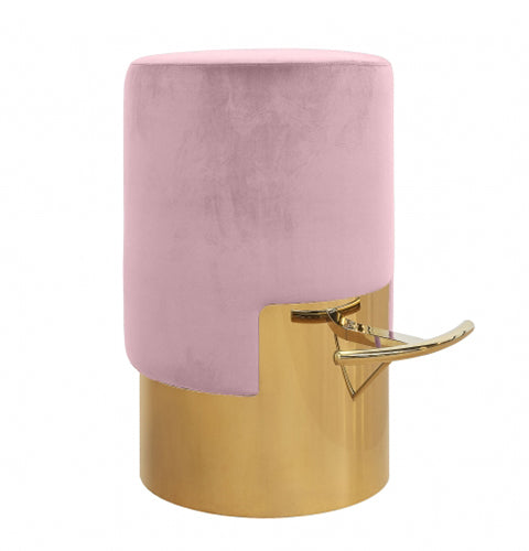 Ella Bar Stool Pink