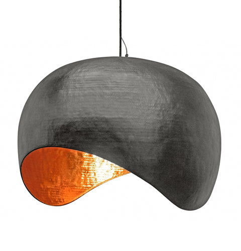 Half Moon Hanging Lamp XL