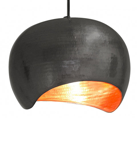 Half Moon Hanging Lamp